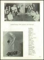 1957 Oakmont High School Yearbook Page 60 & 61