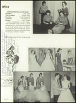 1957 Oakmont High School Yearbook Page 62 & 63