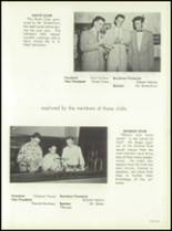 1957 Oakmont High School Yearbook Page 64 & 65