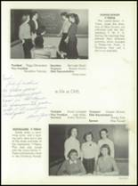 1957 Oakmont High School Yearbook Page 66 & 67