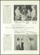 1957 Oakmont High School Yearbook Page 68 & 69
