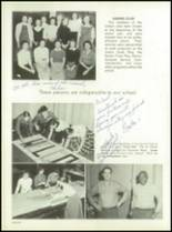 1957 Oakmont High School Yearbook Page 70 & 71