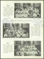 1957 Oakmont High School Yearbook Page 76 & 77