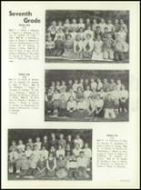 1957 Oakmont High School Yearbook Page 78 & 79