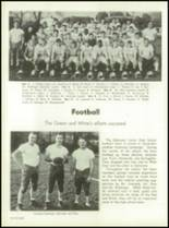 1957 Oakmont High School Yearbook Page 82 & 83
