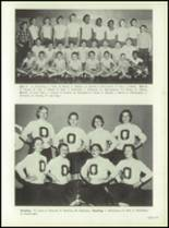1957 Oakmont High School Yearbook Page 84 & 85