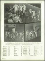 1957 Oakmont High School Yearbook Page 86 & 87