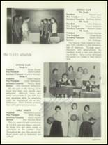 1957 Oakmont High School Yearbook Page 90 & 91