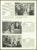 1957 Oakmont High School Yearbook Page 92 & 93