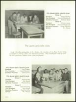 1957 Oakmont High School Yearbook Page 94 & 95