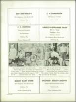 1957 Oakmont High School Yearbook Page 98 & 99