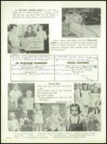 1957 Oakmont High School Yearbook Page 100 & 101