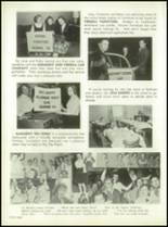 1957 Oakmont High School Yearbook Page 102 & 103