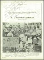 1957 Oakmont High School Yearbook Page 104 & 105