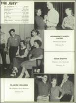 1957 Oakmont High School Yearbook Page 110 & 111