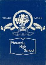 1979 Yearbook Westerly/Ward High School