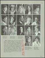 1982 Ft. Collins High School Yearbook Page 34 & 35