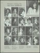1982 Ft. Collins High School Yearbook Page 36 & 37