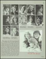 1982 Ft. Collins High School Yearbook Page 38 & 39