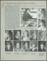 1982 Ft. Collins High School Yearbook Page 44 & 45
