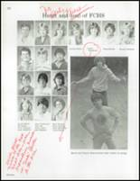 1982 Ft. Collins High School Yearbook Page 54 & 55