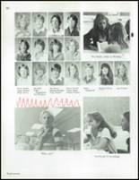1982 Ft. Collins High School Yearbook Page 84 & 85