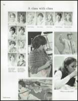 1982 Ft. Collins High School Yearbook Page 86 & 87