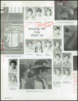 1982 Ft. Collins High School Yearbook Page 92 & 93