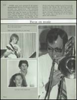 1982 Ft. Collins High School Yearbook Page 136 & 137