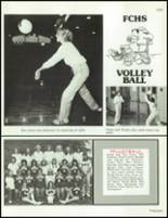 1982 Ft. Collins High School Yearbook Page 156 & 157