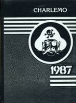 1987 Yearbook St. Charles High School