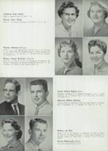 1959 Santa Ynez Valley Union High School Yearbook Page 22 & 23