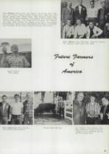 1959 Santa Ynez Valley Union High School Yearbook Page 50 & 51