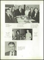 1966 Kirbyville High School Yearbook Page 10 & 11