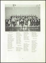 1966 Kirbyville High School Yearbook Page 34 & 35