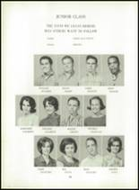 1966 Kirbyville High School Yearbook Page 38 & 39