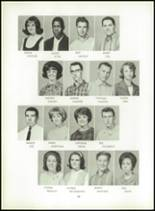 1966 Kirbyville High School Yearbook Page 40 & 41