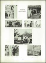 1966 Kirbyville High School Yearbook Page 42 & 43