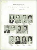 1966 Kirbyville High School Yearbook Page 44 & 45