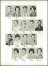 1966 Kirbyville High School Yearbook Page 46 & 47