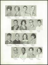 1966 Kirbyville High School Yearbook Page 48 & 49