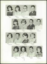 1966 Kirbyville High School Yearbook Page 54 & 55