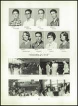 1966 Kirbyville High School Yearbook Page 58 & 59