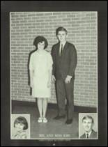 1966 Kirbyville High School Yearbook Page 64 & 65