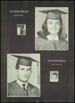1966 Kirbyville High School Yearbook Page 72 & 73