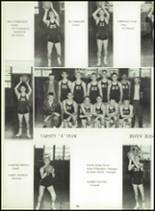 1966 Kirbyville High School Yearbook Page 82 & 83