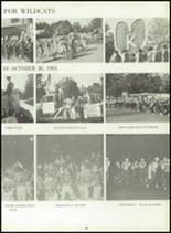 1966 Kirbyville High School Yearbook Page 90 & 91