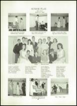 1966 Kirbyville High School Yearbook Page 92 & 93
