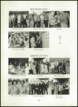 1966 Kirbyville High School Yearbook Page 96 & 97