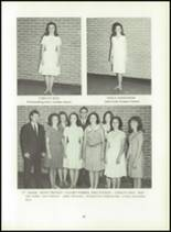 1966 Kirbyville High School Yearbook Page 100 & 101